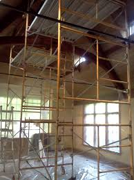 Plastic Paint For Walls Interior 9 Stain The Beams And Paint Some Trim T M Painting
