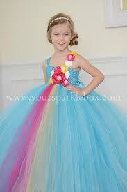 your sparkle box handmade flower tutu dresses