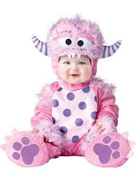 amazon com incharacter baby girls u0027 lil u0027 monster costume clothing