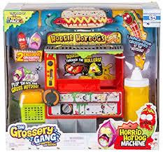 hot dog machine rental grossery season 2 horrid hot dog playset toys