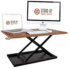 simple standing desk converter amazon com airrise standing desk converter adjustable height