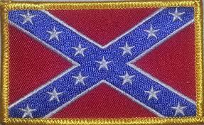 Rebel Flag Ford Confederate Bumper Stickers