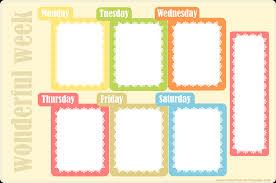 free printable weekly planner template 5 best images of printable weekly planner free printable weekly free printable weekly homework planner