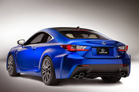 lexus rcf lowered carblogger