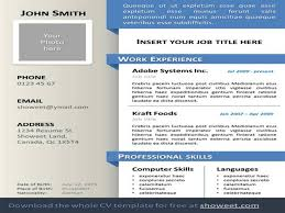 powerpoint resume template resume template ppt simple resume template