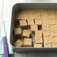 peanut butter fudge recipe taste of home