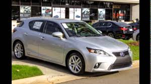 lexus ct 200h 1 8 f sport 5dr review 2016 lexus ct200h hybrid silver lining metallic youtube