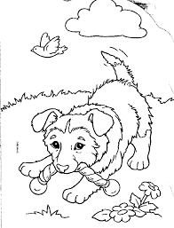 nice puppy coloring pages coloring design 1307 unknown