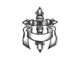 photo collection cross tattoo wallpaper