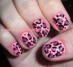 pink cheetah nail designs nails gallery