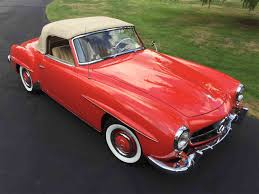 1950 mercedes for sale mercedes 190sl for sale on classiccars com 35 available