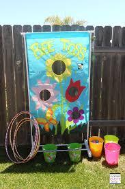 scout week whimsey flower garden bridging party soiree