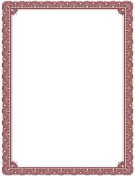 bordes para publisher bordes decorativos bordes decorativos de diplomas para imprimir