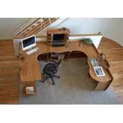 no tools assembly desk legare furniture no tools assembly 47 inch by 47 inch corner desk