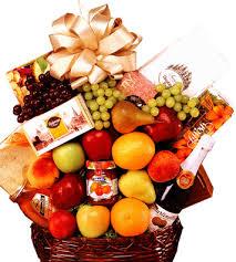 healthy gift baskets heart healthy fruit gourmet basket sandlers sandler s