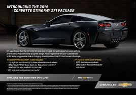 future corvette stingray rpo zf1 the z51 appearance package kerbeck corvette