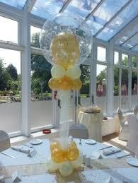 Topiaries Wedding - wedding balloon centerpieces wedding definition ideas