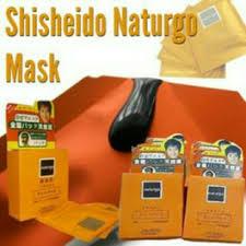 Masker Naturgo Di Jogja masker naturgo 1 sachet shiseido naturgo masker lumpur 1 sachet