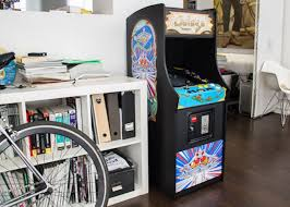 raspberry pi mame cabinet raspberry pi powered galaga arcade machine cabinet video geeky