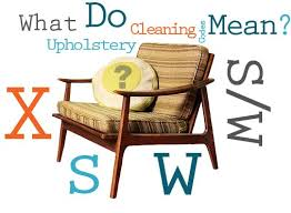 How To Dry Clean A Sofa How To Read Upholstery Cleaning Codes Apartment Therapy