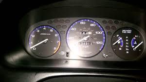 1998 honda civic speedometer not working youtube