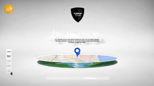 Map Of Tour De France by Mikayla Lapierre