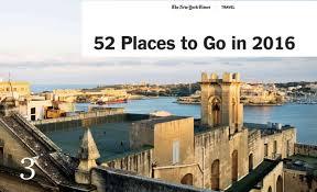 malta tops nytimes list of 52 places to go in 2016 locanda la