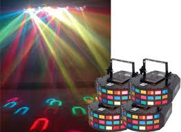 Eliminator Lighting Eliminator Lighting E 138 Tetris System Special Effects Lighting