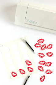 hugs kisses temporary tattoo valentine with free printables