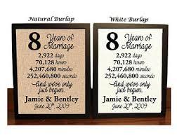 eighth anniversary gift 20th wedding anniversary 20 year wedding anniversary 20th