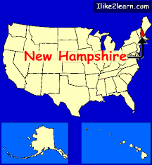 map usa new hshire new hshire usa map my
