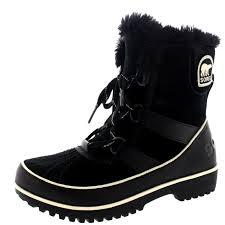 womens fur boots uk womens sorel tivolli ii winter lace up waterproof fur