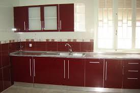 cuisine bordeaux laqué meuble de cuisine meuble de cuisine rustique cuisine