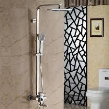 Shower Sets For Bathroom 2016 New Luxury Bathroom Shower Sets 8 Shower Set Brass