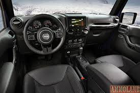 Jeep Wrangler Leather Interior Jeep Wranglers May Be Headed For Retirement After Next Year