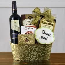 wine gift baskets wine gift basket