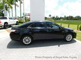 lexus service center west palm beach 2011 used toyota camry 4dr sedan i4 automatic le at royal palm