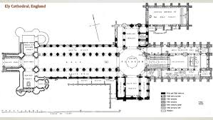 gothic cathedral floor plan introduction to gothic architecture
