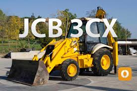 jcb 3cx backhoe loader youtube