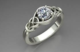 3d printed engagement ring 3d printed engagement ring by joyas3d pinshape