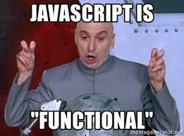 Meme Generator Javascript - javascript is functional doctor evils meme generator