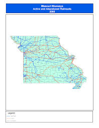Missouri State Parks Map by Missouri Blueways Report How To Identify And Convert Missouri