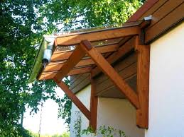 Awning Kits Impressive Design Wood Awning Kit Spelndid Apartments Fascinating
