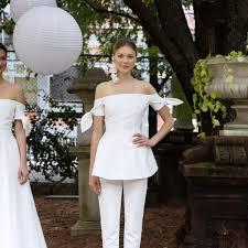 city wedding dress 8 city wedding dresses from bridal fashion week brides