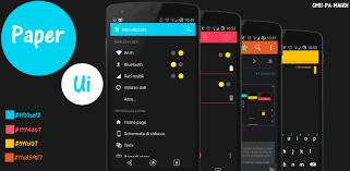 cyanogenmod themes play store cm11theme paperui 2 2 cm pa mahdi 09 30 android development