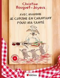 beau livre de cuisine livre pour enfants avec maminie je cuisine en chantant pour ma