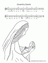 advent free coloring pages coloring
