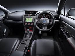 subaru wrx interior 2017 wrx subaru of new zealand