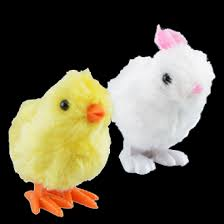 fuzzy easter easter fuzzy plush white jumping bunny and hopping yellow