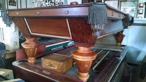 Antique Brunswick Pool Tables by Antique Brunswick Pool Table